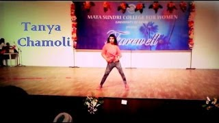 Kamli + Pareshan + Shots - Solo Dance by Tanya Cha