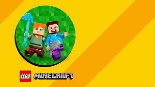LEGO® Minecraft 21138 - кавунова ферма