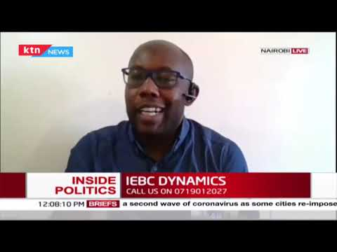 Should Uhuru be faulted for nominating ex IEBC officials as envoys?   Inside Politics with Jesse