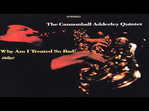 The Cannonball Adderley Quintet - The Other Side (Live)