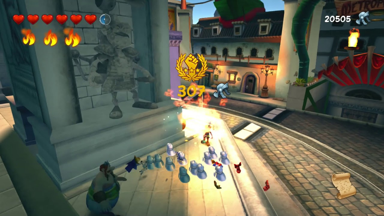 Asterix Obelix Xxl2 Technischer Test Des Remasters Nintendo