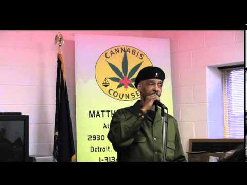 Cannabis Counsel, P.L.C. Law Firm hosts John Sinclair & Guests May 2013