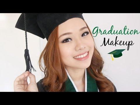 Graduation Makeup Tutorial | Eng Sub | Molita Lin