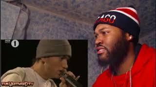 KING KTF | Tim Westwood TV Eminem Freestyle - REACTION
