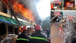 10 Kỹ Năng Cần Thiết Để Thoát Hiểm Khi Có Đám Cháy