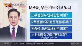 """""""文에게 盧는 휴화산""""…문재인 vs 이명박"""