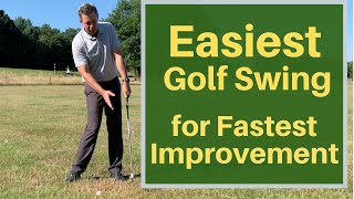 Finally an easier way to improve your golf game.