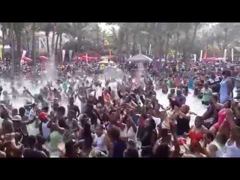 SHIMZA!!! South Africa Swimming Pool Viral Video