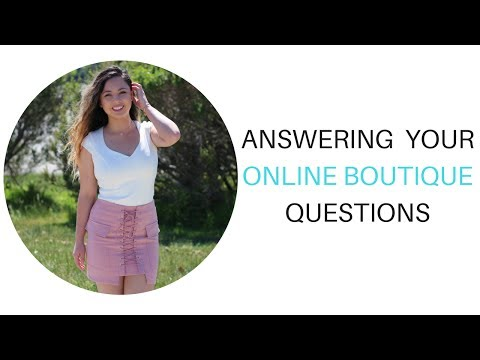 Where to Purchase Inventory? Do I Need a Warehouse? | Online Boutique Owner Q&A
