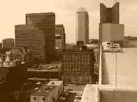 Columbus, Ohio Downtown Skyline Mad World Music Video Draft