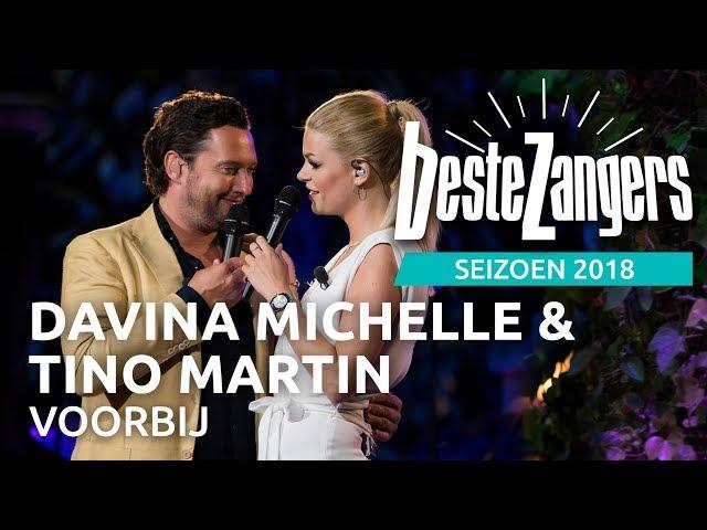 Davina Michelle & Tino Martin - Voorbij   Beste Zangers 2018