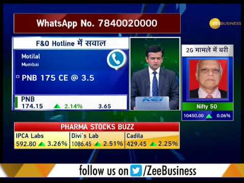 F&O Hotline: Bombay Dyeing, Infra Construction among top gainers for December 21, 2017