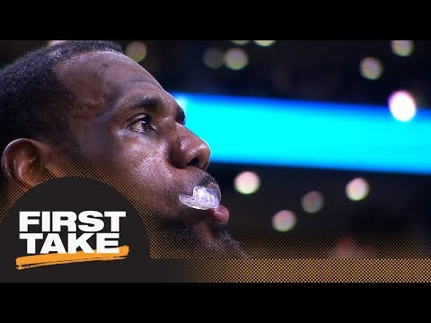 Is Celtics vs. Cavaliers Game 6 LeBron James' last with Cleveland? | First Take | ESPN
