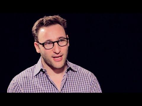 Simon Sinek on Training Your Mind to Perform Under Pressure