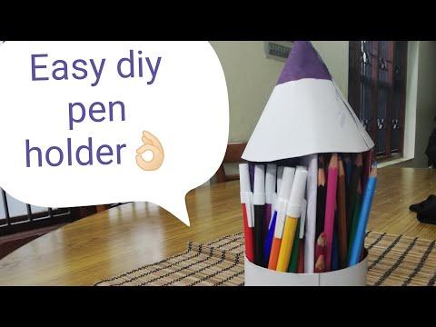 WONder Do'Zz | Easy diy pencil holder