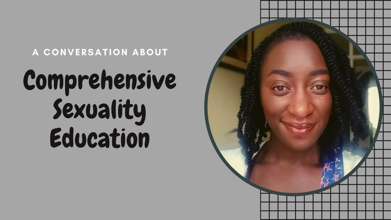 Let's Talk: Comprehensive Sexuality Education (Part 1)