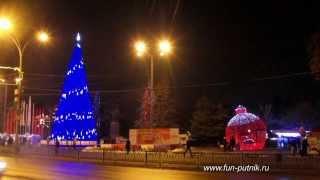 видео Новый год 2016 в Ростове-на-Дону