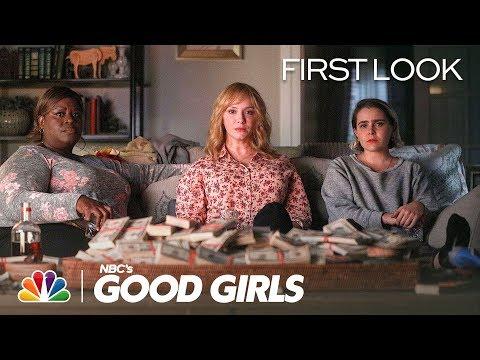 Good Girls, Season 3 First Look - A Peek Inside the Money Room