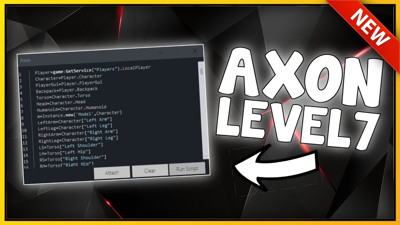 New Roblox Exploit Axon Patched Unrestriced Level 7 Script