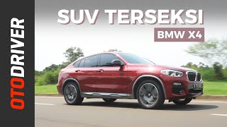 BMW X4 2019 Review Indonesia | OtoDriver