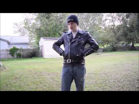 5ac5a89ba Straight to Hell Commando Leather Jacket 1 Year Update
