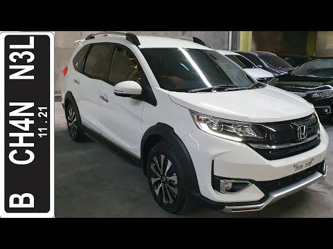 In Depth Tour Honda BR-V Prestige [DG1] Facelift (2019) - Indonesia