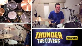 Royal Blood - Out of the Black Drum Tutorial - Thunder The Covers