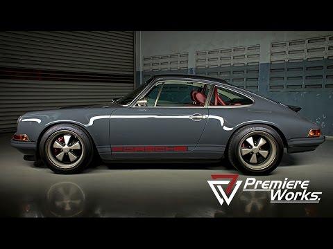 Premiere Works: Porsche Singer (Indonesia)
