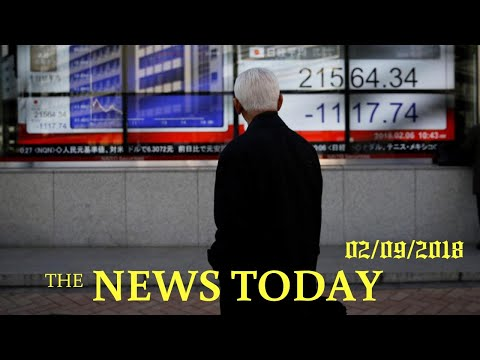Asia Stocks Pummeled By Fresh Wall Street Slide, Safe Havens In Demand | News Today | 02/09/201...