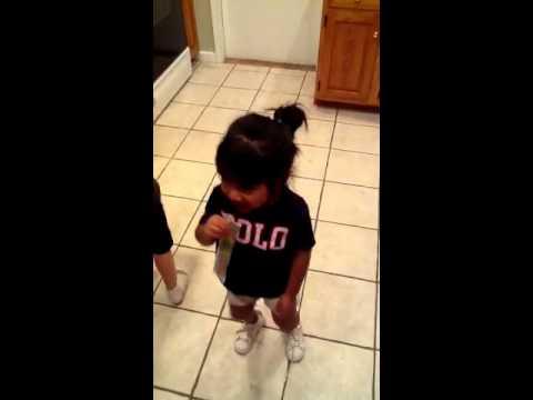 Marelia sings matty b raps call me maybe