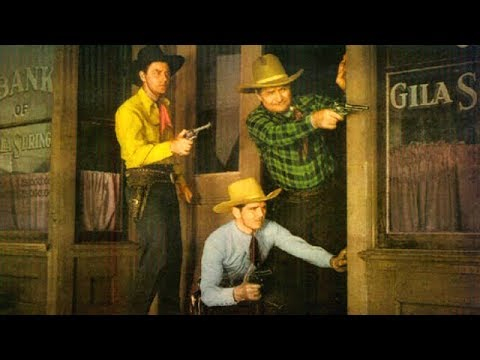 THE RANGE BUSTERS | Full Length Western Movie | Ray Corrigan | English | HD | 720p