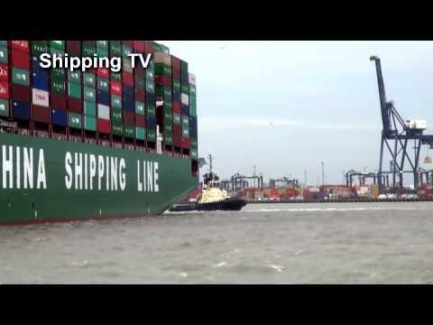 Логистика. Морские контейнерные перевозки. Полилог (Polilog) Георгия Мельникова