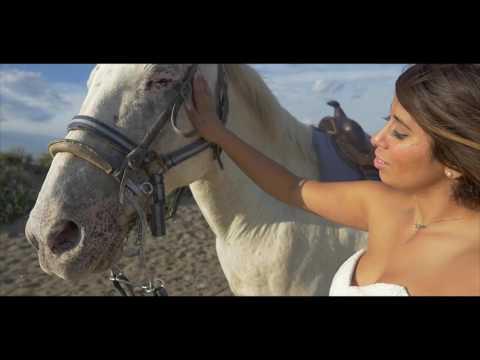 Nadia & Karim séquence engagement *balade à cheval*