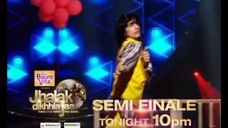 Jhalak Dikhhla Jaa: Tonight 10pm