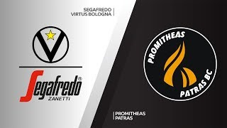 Segafredo virtus bologna never trailed en route to defeating the visiting promitheas patras 88-75 on wednesday night. with both teams previously qualified, w...