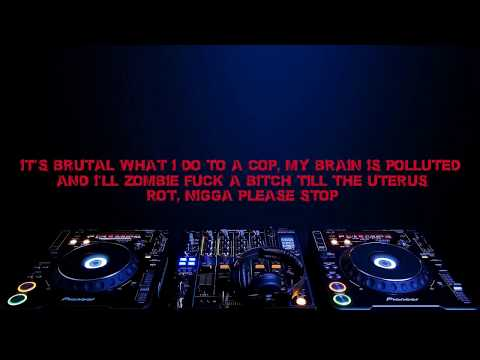 Forever M C  & It's Different - Terminally Ill Lyrics On Screen
