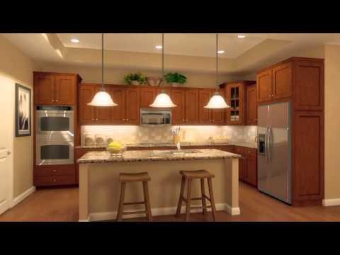 Promenade Home Model Virtual Tour Video Epcon