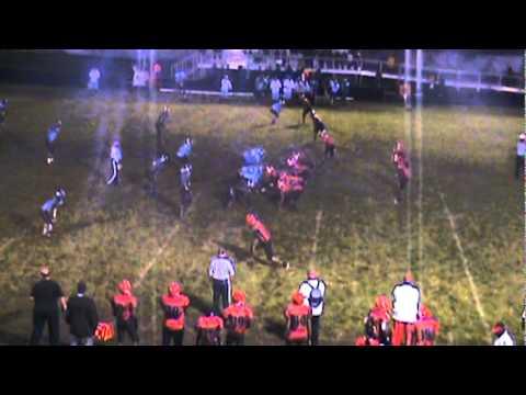 Deionte Bruton WR/CB/ATH 2011 Football Highlights