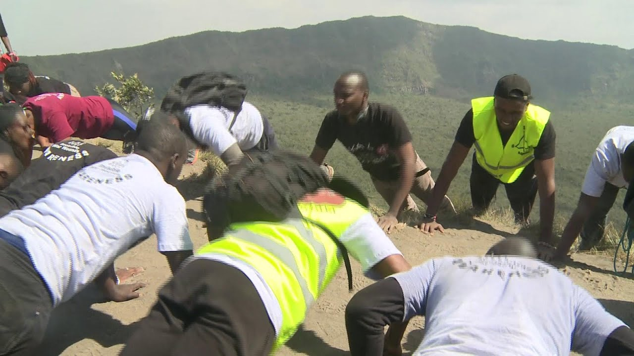 Download Msongo wa mawazo watatiza wanajeshi wa zamani Kenya