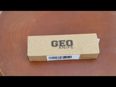 GEO Knife 901 – Brand and Knife First Impressions