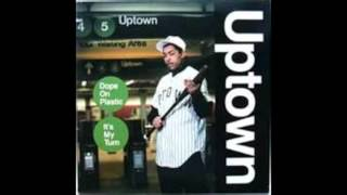 UPTOWN V`S DJ AD - DOPE ON PLASTIC REMIX  (MARCH 2008)