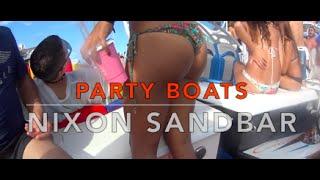 Ultimate Beach Party Nixon Sandbar Miami