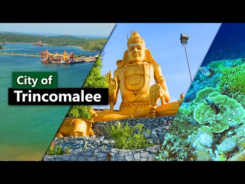 City of Trincomalee | Sri Lanka