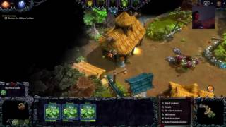 Lets play Dungeon #1 Dungeon keeper remake attempt