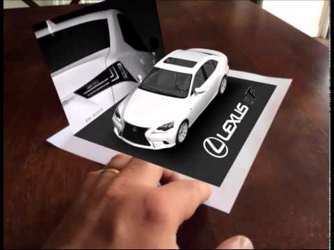 Augmented Reality Samples