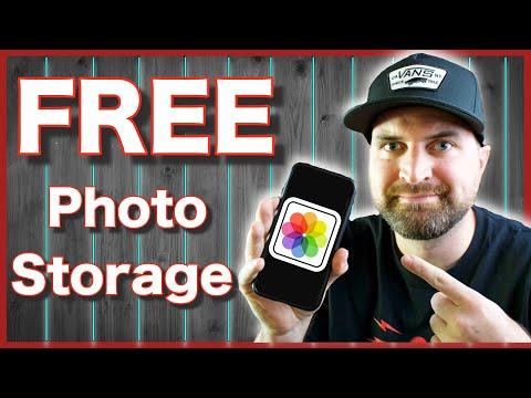 How To Free Photo Storage On IPhone