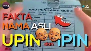 Nama Asli UPIN, IPIN dan KAK ROS