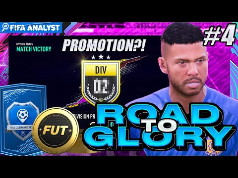 FIFA 21 DIVISION RIVALS PROMOTION?! ROAD TO GLORY #4 | FIFA 21 ULTIMATE TEAM GAMEPLAY