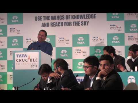 Tata Crucible Campus Quiz Grand Finale 2017