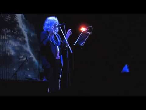 Patti Smith MY ONLY CHILD (Nico) / Volksbühne, Berlin / 26 October 2014